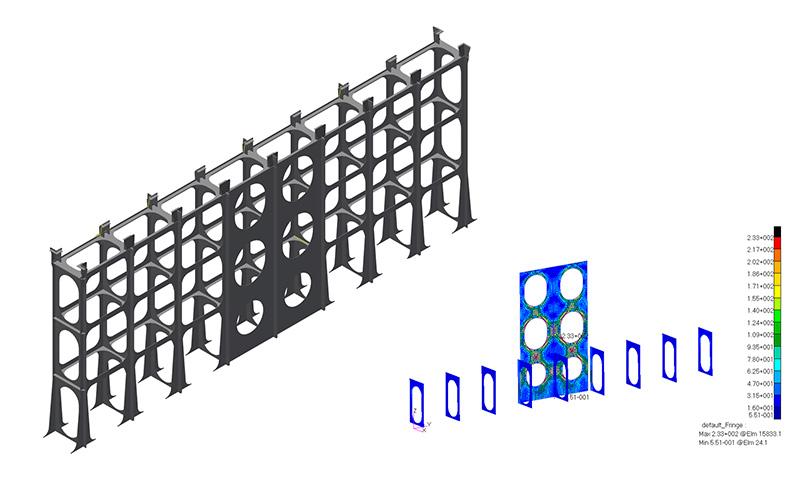 Deck Guide Rail